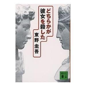 著:東野圭吾 出版社:講談社 発行年月:1999年05月 シリーズ名等:講談社文庫