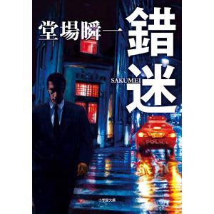 錯迷 / 堂場瞬一|bookfan
