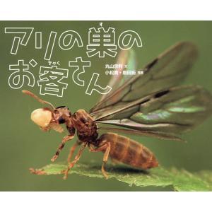 アリの巣のお客さん / 丸山宗利 / 小松貴 / 島田拓 / 子供 / 絵本
