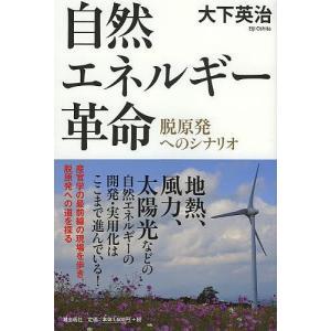 自然エネルギー革命 脱原発へのシナリオ / 大下英治