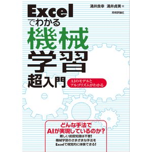Excelでわかる機械学習超入門 AIのモデルとアルゴリズムがわかる / 涌井良幸 / 涌井貞美