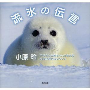 流氷の伝言 アザラシの赤ちゃんが教える地球温暖化のシグナル / 小原玲