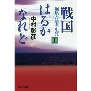 戦国はるかなれど 堀尾吉晴の生涯 上 / 中村彰彦|bookfan