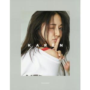 KAREN  藤井夏恋写真集  1の商品画像|ナビ