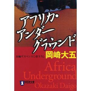 アフリカ・アンダーグラウンド 長編サスペンス / 岡崎大五