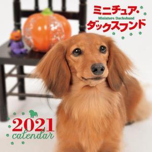 カレンダー '21 ミニチュア・ダックス / 井川俊彦|bookfan
