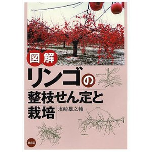 図解リンゴの整枝せん定と栽培 / 塩崎雄之輔