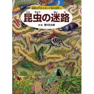 昆虫の迷路 秘密の穴をとおって虫の世界へ / 香川元太郎 / 小野展嗣