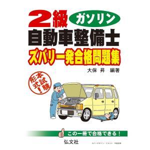 2級ガソリン自動車整備士ズバリ一発合格問題集 本試験形式! / 大保昇