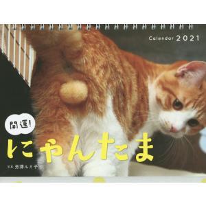 カレンダー '21 にゃんたま / 芳澤ルミ子|bookfan