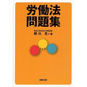 著:野川忍 出版社:商事法務 発行年月:2010年10月
