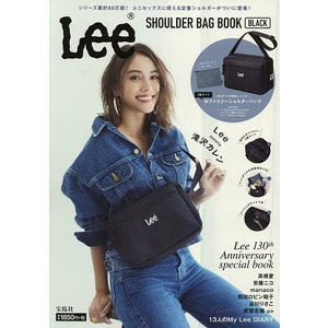 Lee SHOULDER B BLACK