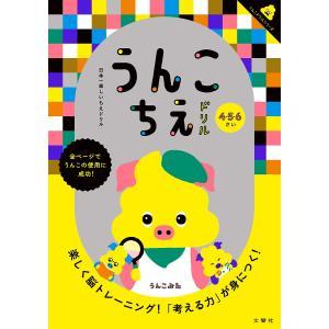 うんこちえドリル 日本一楽しいちえドリル 4・5・6さい