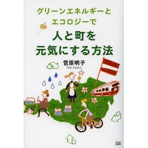 グリーンエネルギーとエコロジーで人と町を元気にする方法/菅原明子の商品画像|ナビ