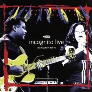 インコグニート Tokyo Live 1996/インコグニート|bookoffonline2