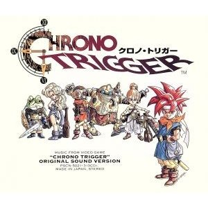 [SFC版]クロノ・トリガー オリジナル・サウンド・ヴァージョン/(ゲーム・ミュージック)|bookoffonline2