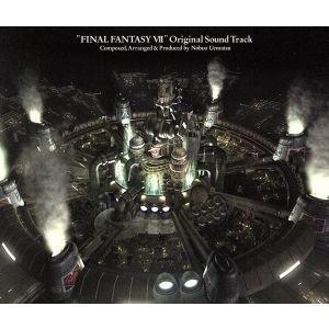 ファイナルファンタジーVII ORIGINAL SOUNDTRACK/(ゲーム・ミュージック),植松伸夫|bookoffonline2