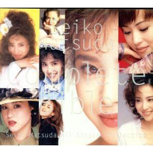 Complete Bible〜Seiko Matsuda All Singles Collectio/松田聖子|bookoffonline2