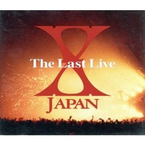 The Last Live/X JAPAN|bookoffonline2