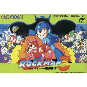 FC ロックマン3/ファミコン bookoffonline2