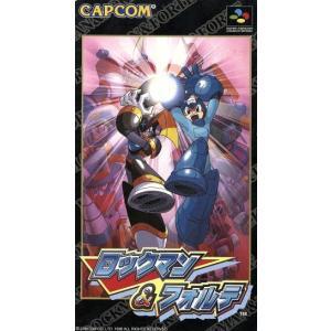 SFC ロックマン&フォルテ/スーパーファミコン bookoffonline2