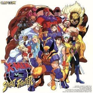 X−MEN VS.STREET FIGHTER カプコン ゲームサウンドトラック/ゲーム|bookoffonline2