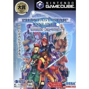 ファンタシースターオンライン エピソードI&II プラス/ゲームキューブ|bookoffonline2