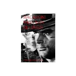 マカロニ・ウエスタン DVD−BOX〜墓標編〜/マリオ・カイアーノ(監督),フェルディナンド・バルデ...