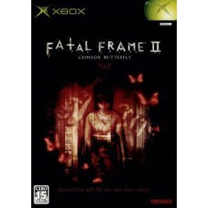 フェイタル フレームIIクリムゾン バタフライ/Xbox|bookoffonline2