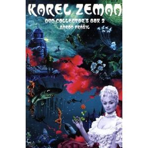 DVD/カレル ゼマン DVDコレクターズBOX 2/洋画