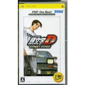 頭文字D STREET STAGE PSP THE Best/PSP bookoffonline2