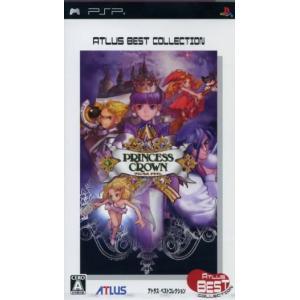 プリンセスクラウン アトラスベストコレクション/PSP|bookoffonline2