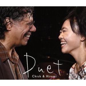 デュエット(初回限定盤)/チック・コリア&上原ひろみ