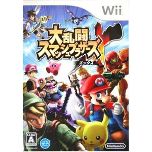 大乱闘スマッシュブラザーズ X/Wii bookoffonline2