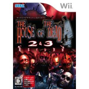 ザ・ハウス・オブ・ザ・デッド2&3 リターン/Wii bookoffonline2