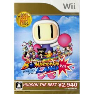 ボンバーマンランドWii ハドソン・ザ・ベスト/Wii bookoffonline2