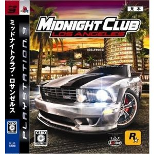 Midnight Club:Los Angeles/PS3|bookoffonline2