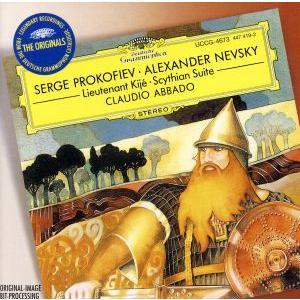 プロコフィエフ:アレクサンドル・ネフスキー、他/クラウディオ・アバド(cond),ロンドン交響楽団,エレーナ・オブラスツォワ(MS),アドルフ・ハーセス bookoffonline2