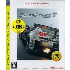 リッジレーサー7 PLAYSTATION3 the Best/PS3|bookoffonline2
