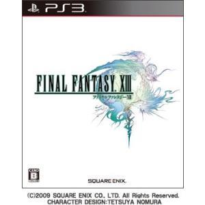 ファイナルファンタジーXIII/PS3|bookoffonline2