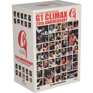 G1 CLIMAX 20周年記念DVD−BOX 1991−2010/スポーツ,(格闘技),蝶野正洋,武藤敬司,橋本真也,藤波辰爾,長州力,馳浩,佐々木健介 bookoffonline2