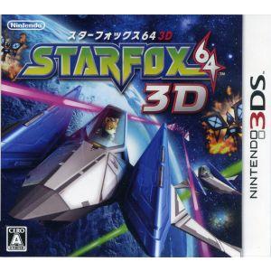 スターフォックス64 3D/ニンテンドー3DS