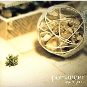 pomander/amber gris