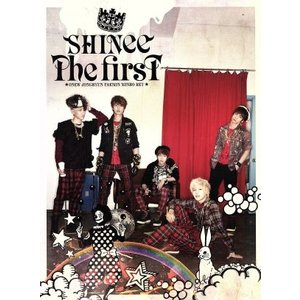 THE FIRST(初回生産限定盤)(DVD付)/SHINee|bookoffonline2