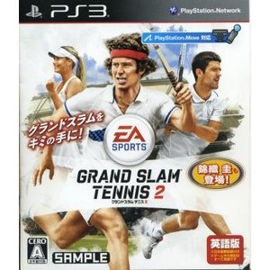 EA SPORTS グランドスラムテニス 2(英語版)/PS3|bookoffonline2
