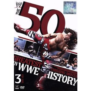 WWE グレイテスト・フィニッシュ・ムーブ50/(格闘技)|bookoffonline2