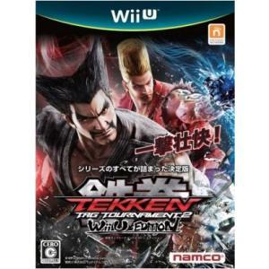 鉄拳タッグトーナメント2 Wii U EDITION/WiiU|bookoffonline2