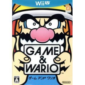 ゲーム&ワリオ/WiiU|bookoffonline2
