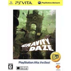 GRAVITY DAZE/重力的眩暈:上層への帰還において、彼女の内宇宙に生じた摂動 PlayStationVita the Best/PSVITA|bookoffonline2