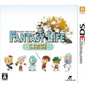 ファンタジーライフ LINK!/ニンテンドー3DS|bookoffonline2